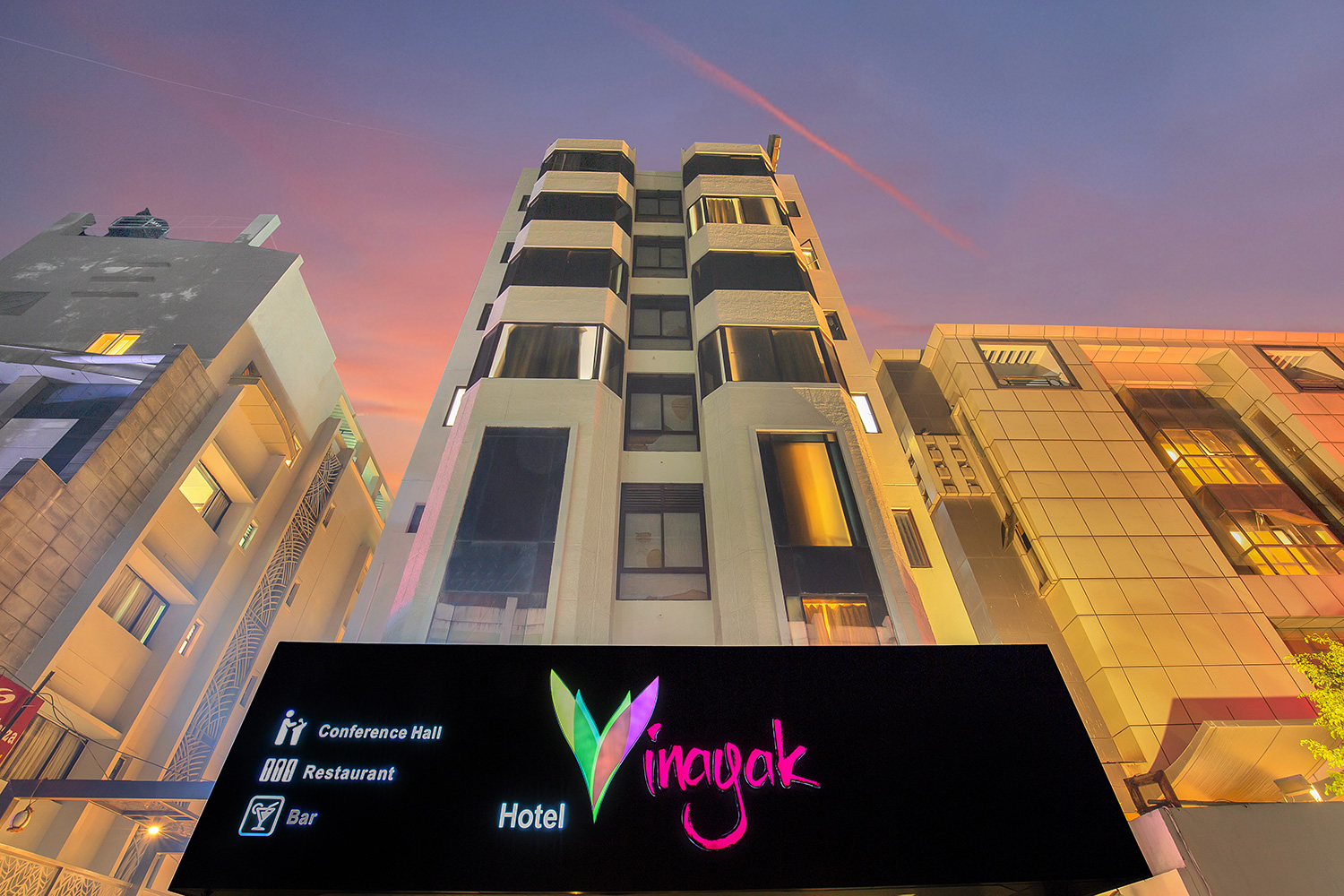 Best hotels in Coimbatore near Railway station|Vinayak IN
